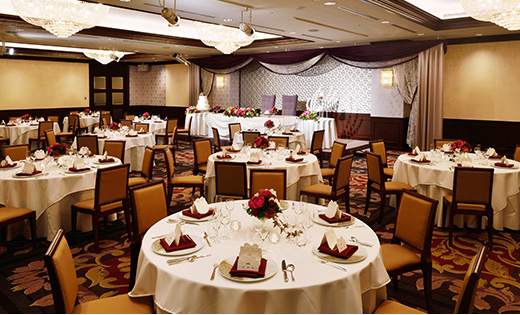1F Medium banquet room (OHRIN)