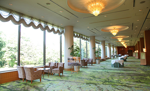 2F Banquet room,SYLVAN HALL