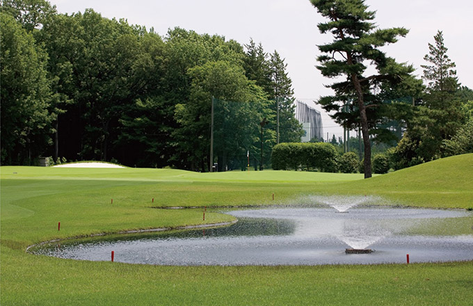 Showa-no-mori Golf Course