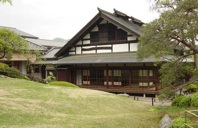 Yoshikawa Eiji Memorial Hall