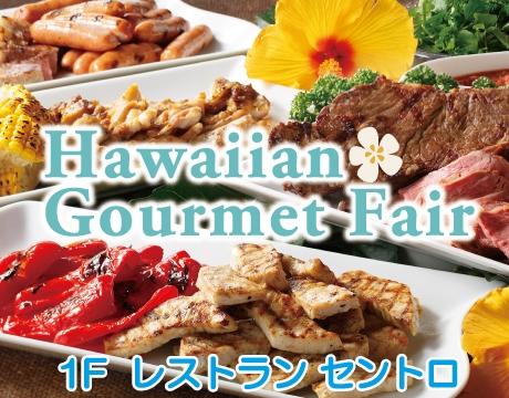 【レストラン セントロ】 7/1~8/31は「ハワイアングルメフェア」